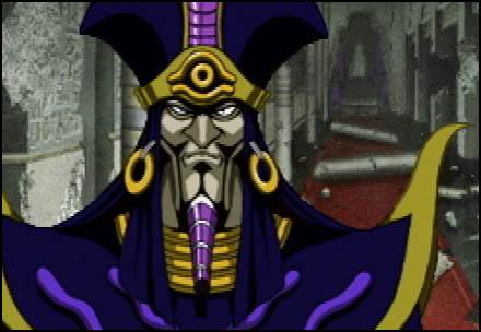 Yu-Gi-Oh! Forbidden Memories : Heishin Character Guide: Who is
