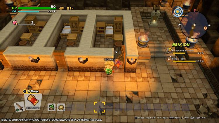 Dragon Quest Builders 2 Faq Walkthrough V1 2 Neoseeker Walkthroughs First and foremost, there has to be a place for people to sleep. dragon quest builders 2 faq walkthrough