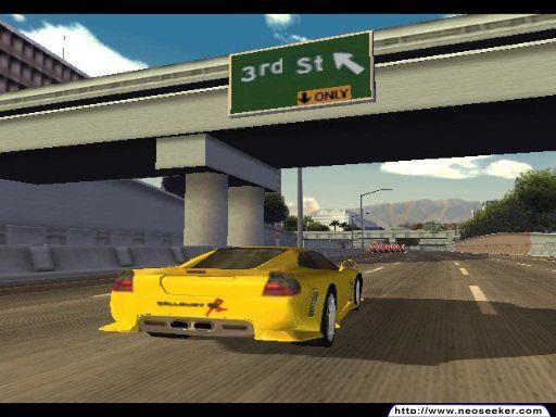 Supercar Street Challenge Screenshot