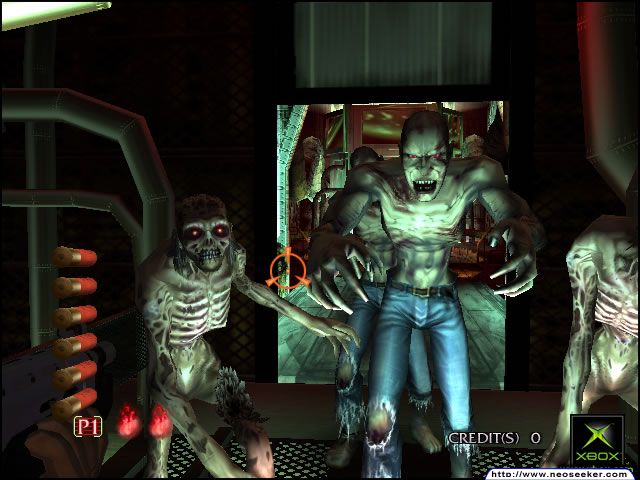 The House Of The Dead 3 Screenshot