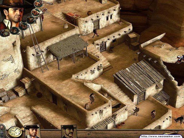 Desperados 2 Cooper S Revenge Screenshot
