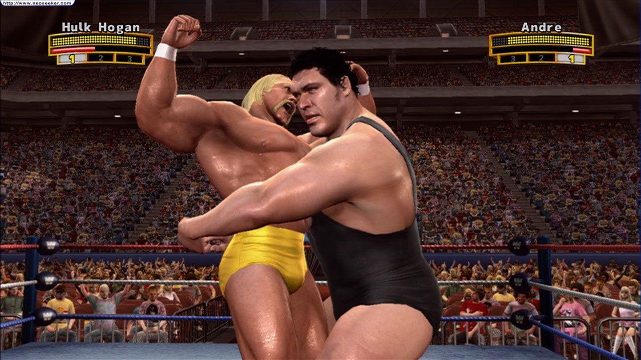Wwe Legends Of Wrestlemania Screenshot