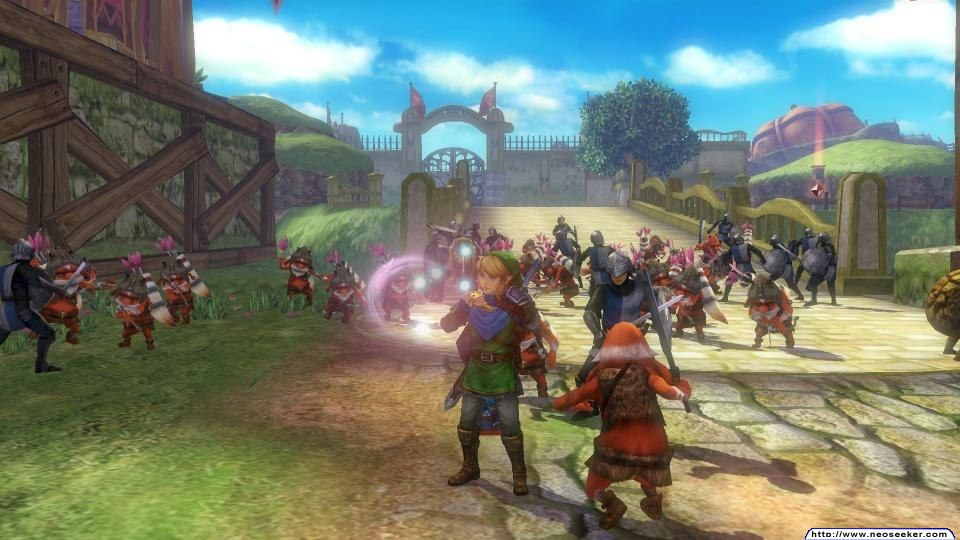 Hyrule Warriors Definitive Edition Screenshot