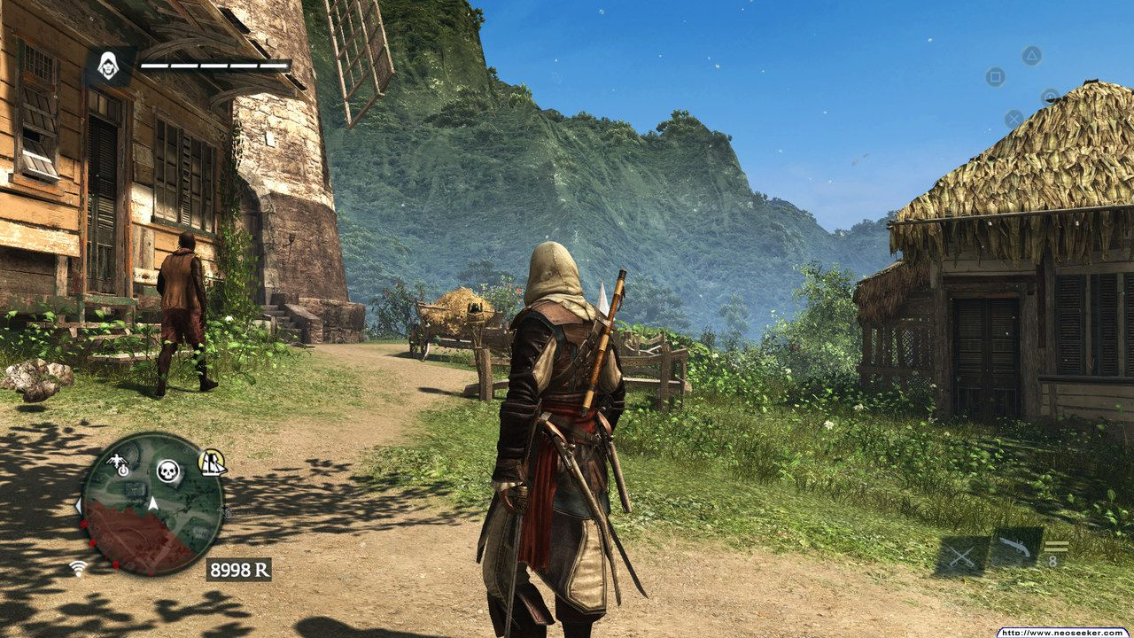 Assassin S Creed Iv Black Flag Screenshot