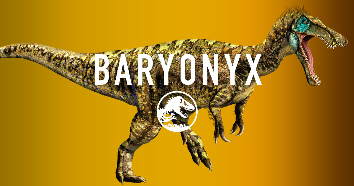 Baryonyx in JW: Fallen Kingdom (Spoilers) - Jurassic Park ...