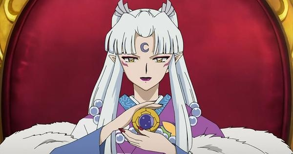 Re Who Is Sesshomaru S Mother Page 3 Inuyasha The Secret Of