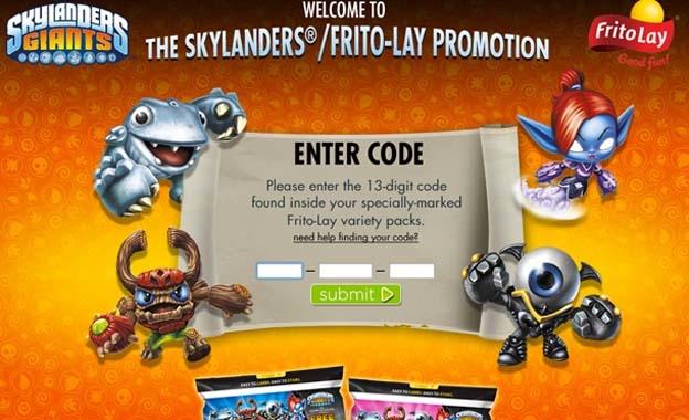 Skylanders Frito-Lay Sidekicks - Skylanders Giants Forum