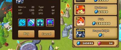 BUYER GUIDE] For Those Who Are Buying Summoners War Account