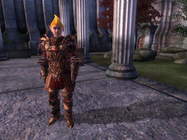 imperial dragon armor the elder scrolls iv oblivion forum