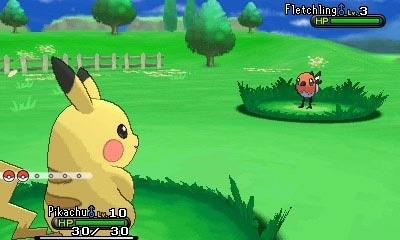 Pokemon sage controls