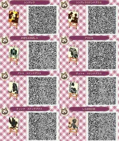 Re The Qr Code Database Page 11 Animal Crossing New Leaf