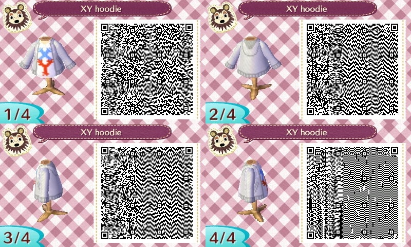 Re The Qr Code Database Page 10 Animal Crossing New Leaf