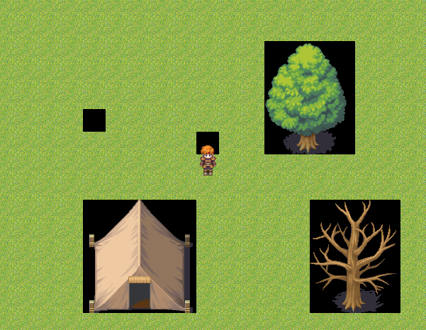 Transparency issues - RPG Maker XP Forum - Neoseeker Forums
