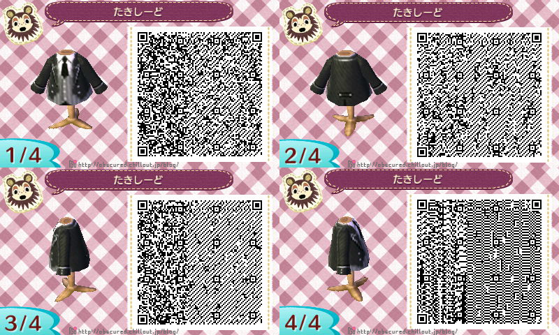 Re The Qr Code Database Page 6 Animal Crossing New Leaf Forum Ac New Leaf Neoseeker Forums
